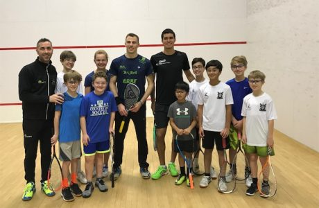 Kentucky Squash Racquets Association